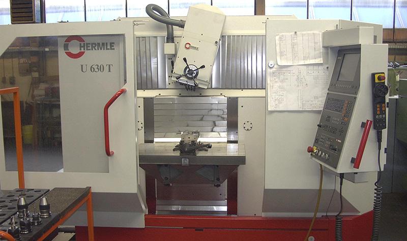 Fräsmaschinen Hermle