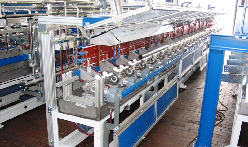 Leistungen Maschinenbau
