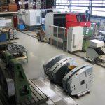 Maschinen-Halle